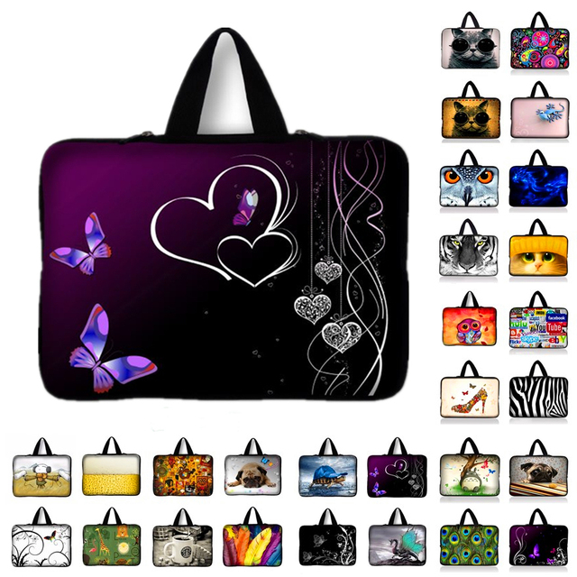 Waterproof Laptop Bag PC handbag 10.1 11.6 12 13 13.3 14 15.4 15.6 17.3 Notebook Sleeve Compute Bag For Samsung Acer Asus HP #D
