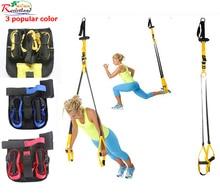 New arrival Resistance Bands Strength hanging Training Fitness Equipment Spring Exerciser Crossfit Sport Equipment