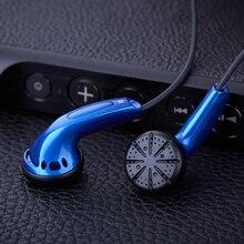 새로운 nicehck k의 이어폰 k300 300ohm 하이 임피던스 이어폰 이어 버드 300 ohms 이어 버드 플랫 헤드 플러그 이어 플러그 헤드셋
