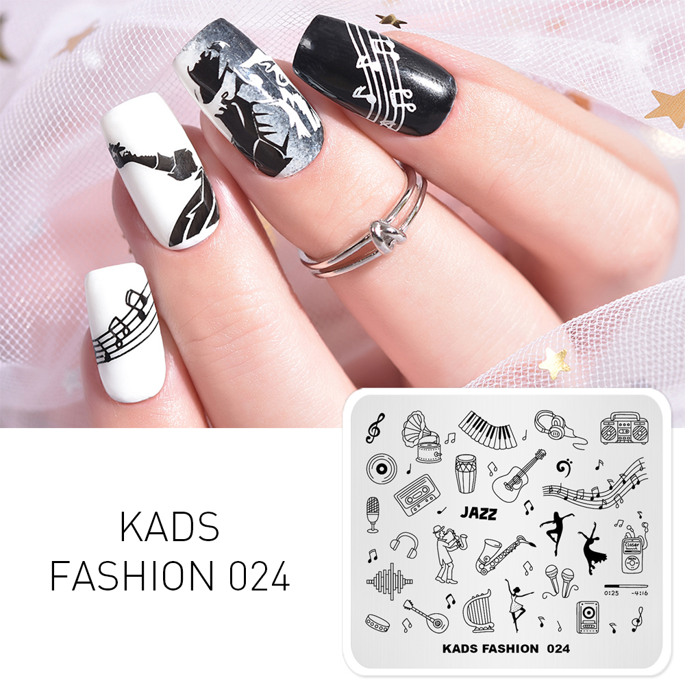 Learned Hot Sale 1set Transparent Diy Nail Art Stamping Stamper With Cap Scraper Plate Transfer Manicure Tools Excellent In Quality