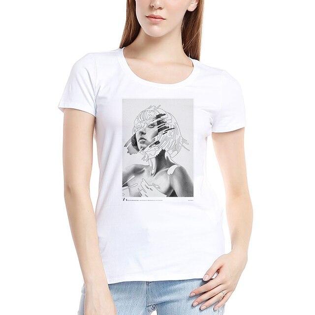 W Women Logo Pure Cotton T...