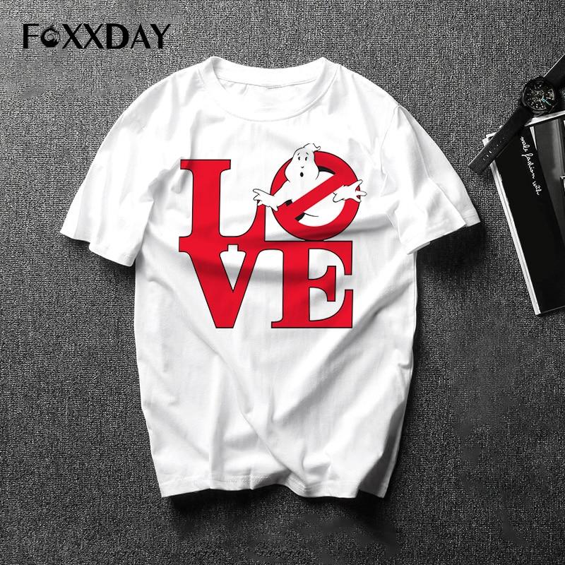 Love Heart Printed T Shirt O Neck Short Sleeve Tee Shirt 2018 Summer Tees boy Valentine's Tops