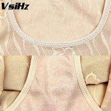 Women shapers Hip opening  Slimming sexy Bodysuit Body Shaper Underbust Adjustable Straps Tummy Waist Cinchers Shaper VsiHz