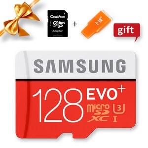 Image 3 - SAMSUNG Micro SD Original 100MB/S 512GB 256G 128GB 64GB 32GB Memory Card USH 3/USH 1 SDXC Grade EVO Plus Micro TF SD Cards