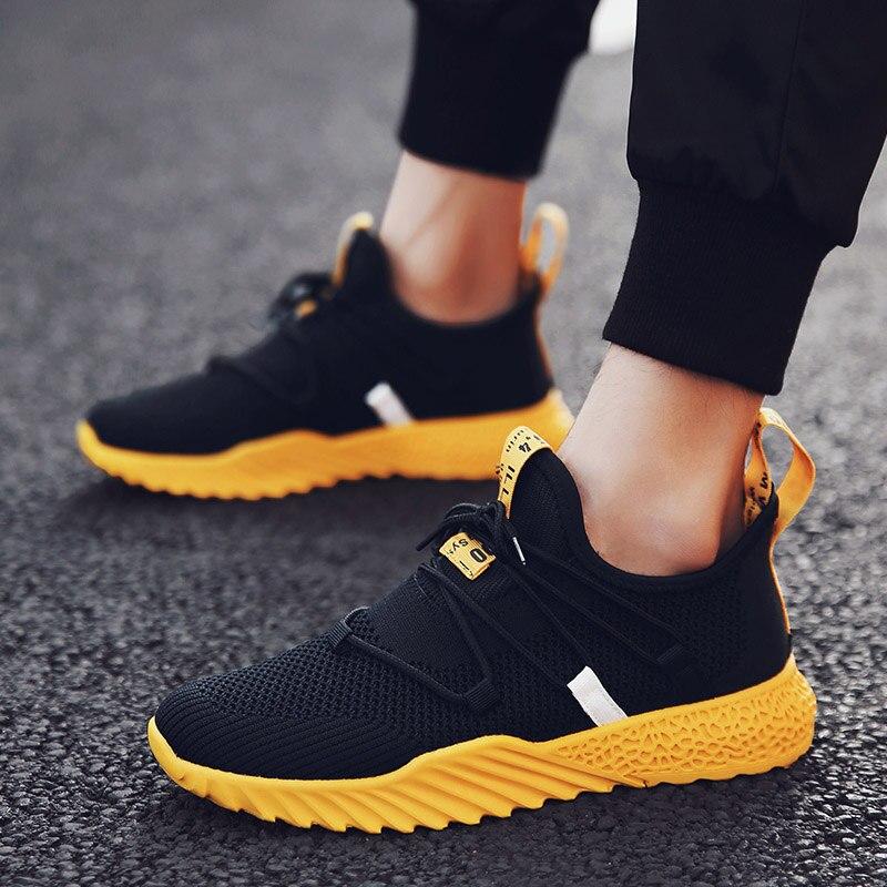 Air Mesh Sneakers Men Casual Shoes Men