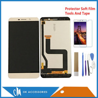 White Gold Color 100% Tested For Letv X800 Le One Pro LCD Display+Touch Screen Digitizer Assembly With Kits