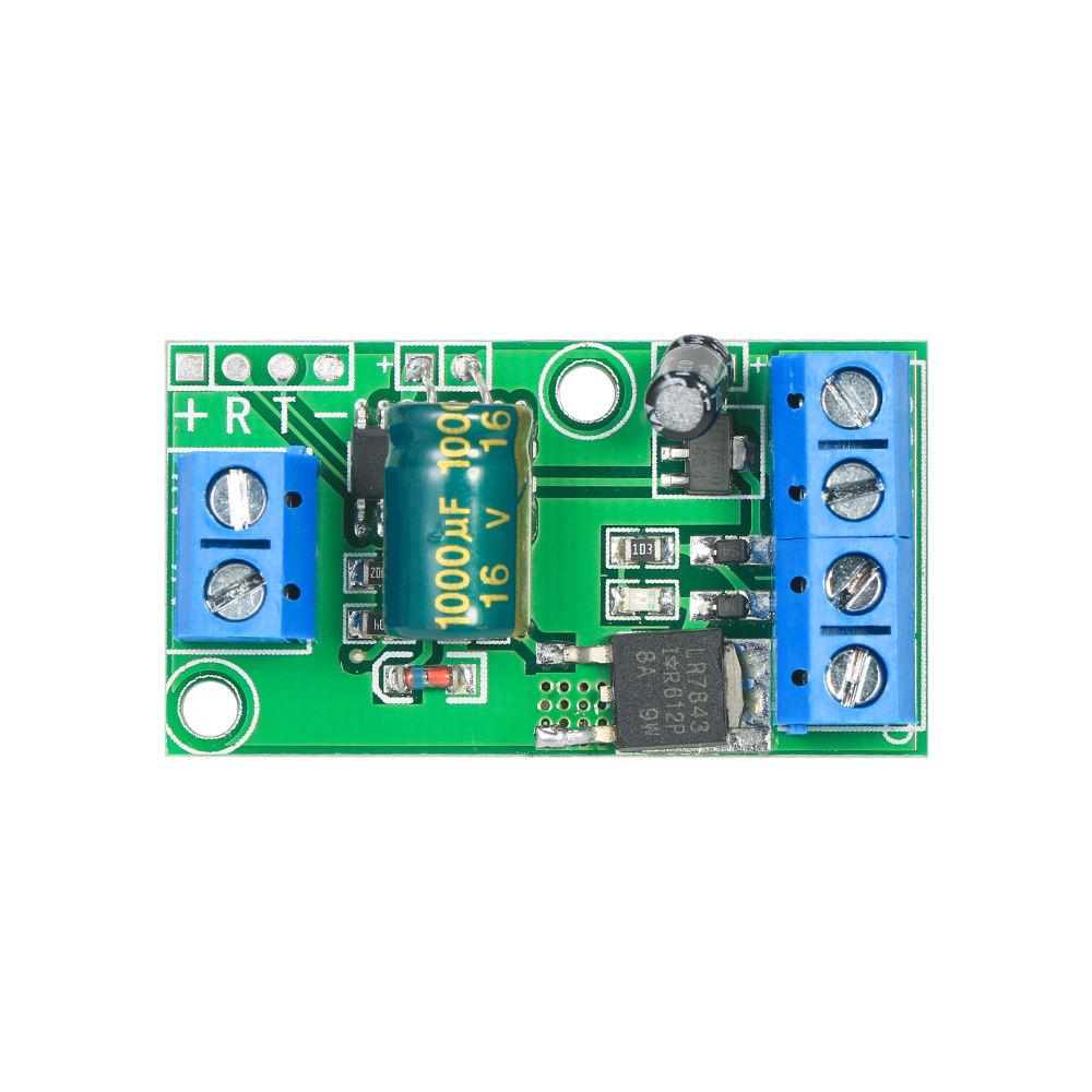 Mini Step-up Voltage Converter Module 0~5V Voltage and Current Amplifier Board Boost Converter with PWM Signal