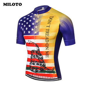 Weimostar Don't Trade On Me Cycling Jersey Men Short Sleeve Cycling Clothing 100% Polyester Bike Jersey mtb Road Bicycle Clothes(China)