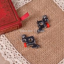 ШВЕЙНАЯ Лапка швейная машина Биндер Сделано в Японии Janome низкий пресс для хвостовика лапка держатель 804509000 высокого качества