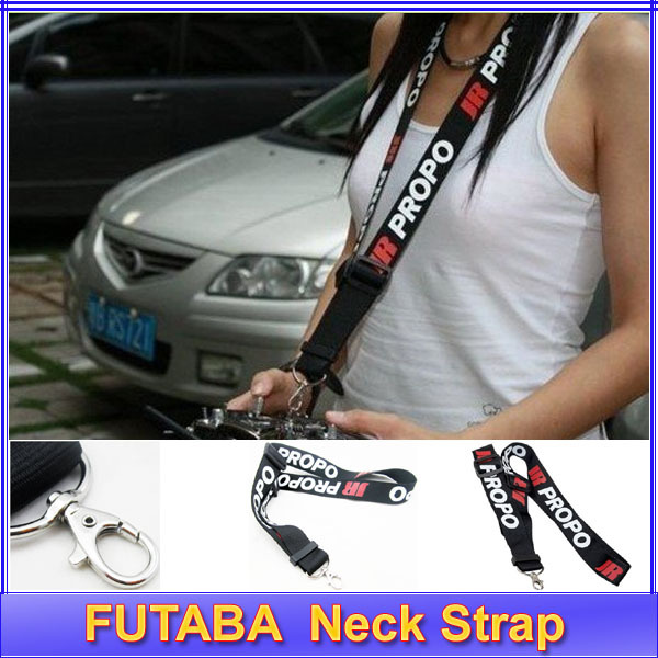 20pcs lot Neck Strap for FUTABA Walkera JR WFLY Transmitter Neck Strap 450 rc helicopter free