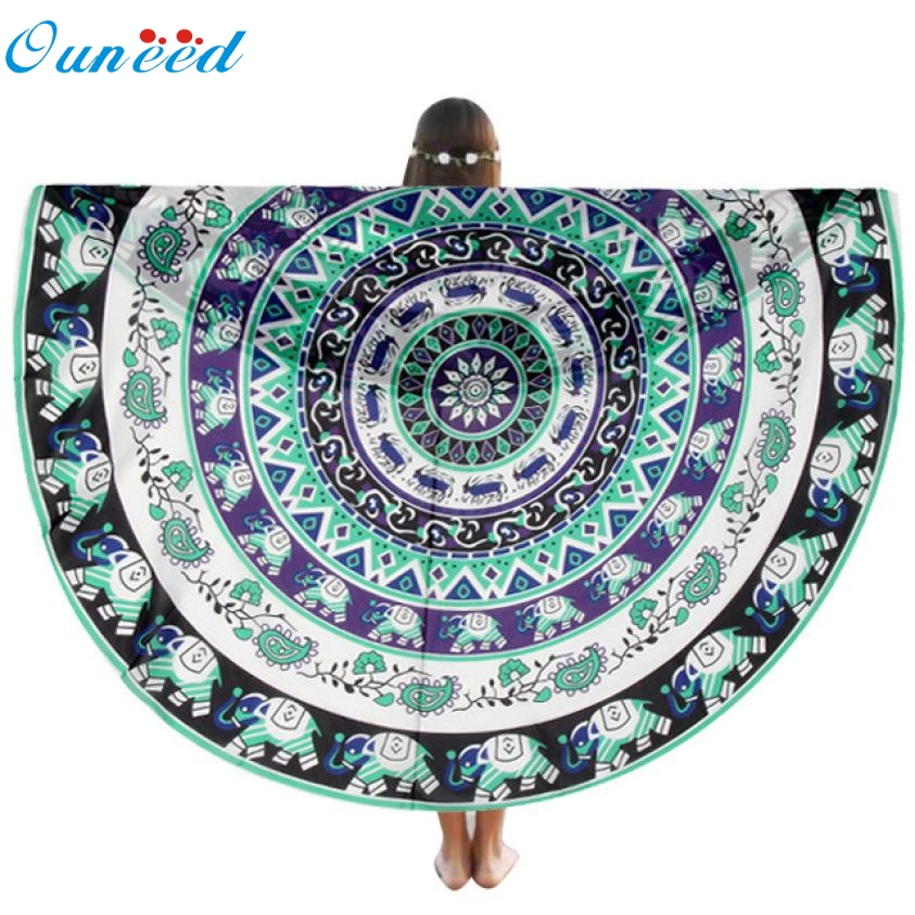 New Hot Beach towel( Serviette de plage ) Round Beach Pool Home Shower Towel Blanket Table Cloth Yoga Mat toalla de playa39