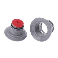 8 Holes Inflatable Boat Raft Dinghy Kayak Canoe Accessorie Air Valve Adapter Cap