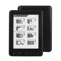 CLAITE 4G/8G/16G 6 inch ebook reader e ink 6 inch resolution 800x600 4 e Book Reader E ink Ereader