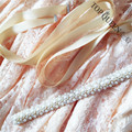 TOPQUEEN FREE SHIPPING S184 Pearls Wedding Belts Pearls Wedding sashes,Pearls Bridal Belts Pearls Bridal Sashes.