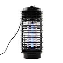 Moderno Diseño de LA UE EE.UU. Plug Exterminador de insectos Lámpara Del Asesino Del Mosquito repelente de Insectos Eléctrico Avispa Mosca Asesino Del Mosquito de La Polilla de Plagas 110 V/220 V