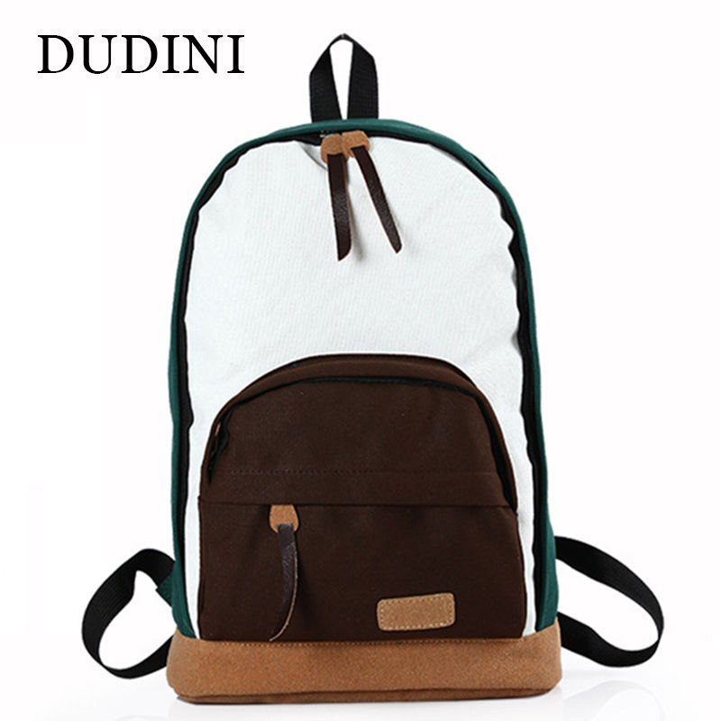 2015 Promotion Women's Panelled Canvas Backpacks Student School Bags For Boy Girl Teenagers Casual Rucksack Daybags promotion women s panelled canvas backpacks student school bags for boy girl teenagers casual rucksack daybags