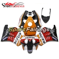 Orange Red Black Fairings for Honda VFR400R NC30 V4 1988 1989 1990 1991 1992 ABS Plastic Body Kit Motorcycle Hull Cover Cowlings
