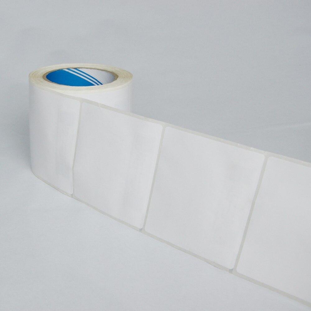 860 960 MHz Passive RFID Tags Kupfer Papier klebrige Rfid etikett ...