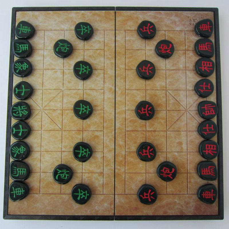 магнитный китайские шахматы