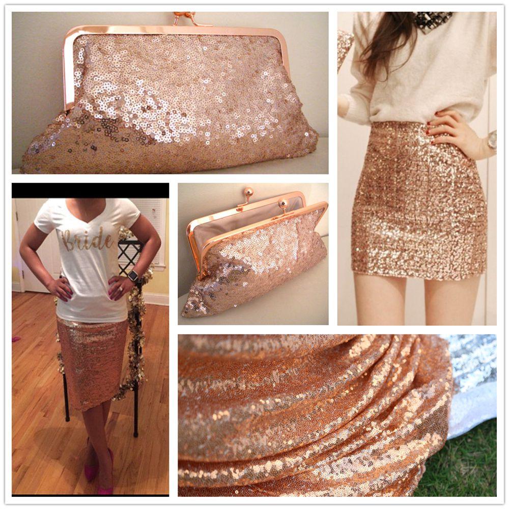 Paillette Sequin Fabric (5)