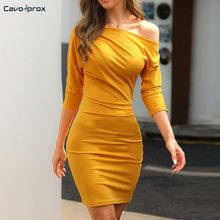 94cbed46569e7 Popular Skew Neck Dress-Buy Cheap Skew Neck Dress lots from China ...