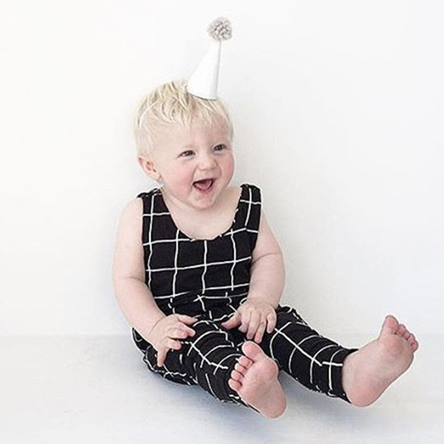 2018 Baby Rompers Fashion Designer Baby Clothes Soft Cotton Clothes