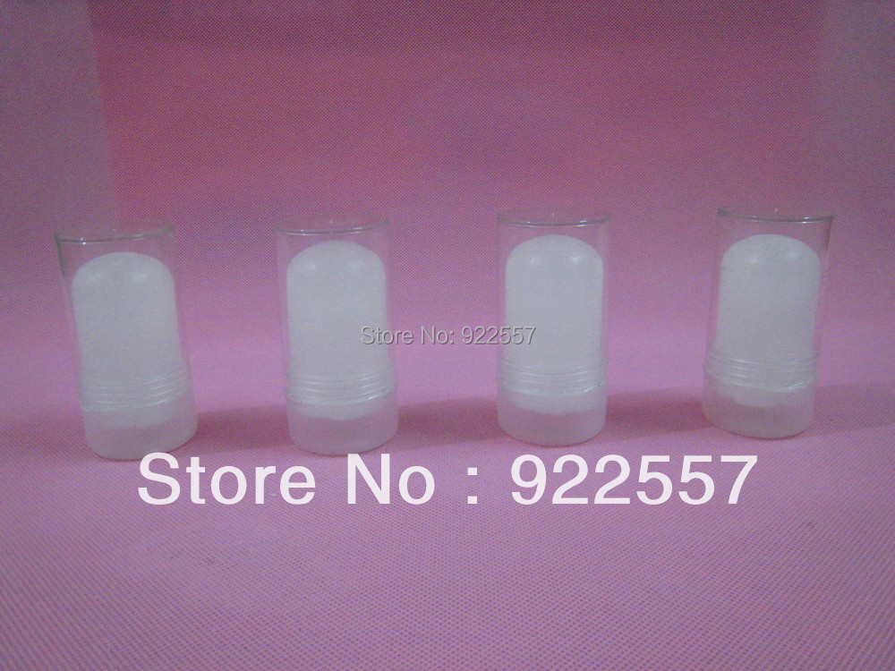 Free Shipping For 4pcs Of 120g Alum Stick Deodorant Stick Antiperspirant Stick