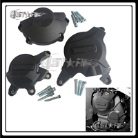 Motorcycle Racing Set Engine Cover Protection Case Kit For CBR600RR CBR 600 RR 2007 2008 2009