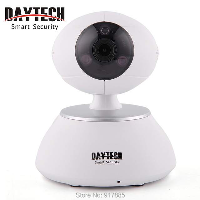 Daytech IP Camera Home Security WiFi Camera Baby Monitor Surveillance CCTV 720P Two Way Audio Night Vision DT-C8818