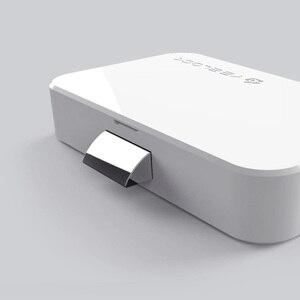 Image 4 - New Youpin YEELOCK Smart Drawer Cabinet Lock Keyless Bluetooth APP Unlock Anti Theft Child Safety File Security Drawer switch