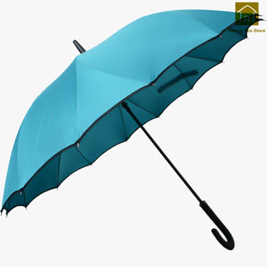 Mini Parapluie hommes coupe-vent petits enfants ombre femmes Parapluie pliant poussette inverse Parapluie Parasol Regenschirm pluie LKV011