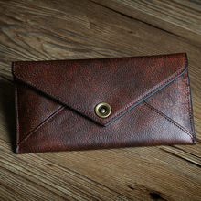 Real Cowhide Genuine Leather Women Wallets Brand Design High Quality 2016 Cell phone Card Holder Long Lady Wallet Purse Clutch