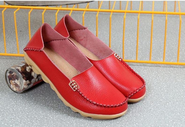 AH912 (2) women's loafers shoe