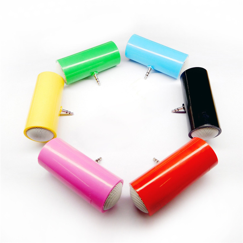 CARPRIE Speakers 3.5mm Music Player Stereo Speaker For Cellphone 180124 drop shipping