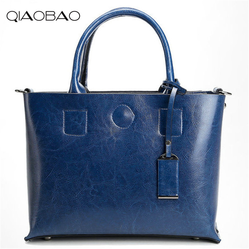 QIAOBAO 100% Genuine leather bag luxury handbags high quality brand fashion women messenger bag tote bag women designer bag jonon luxury brand designer messenger bag women 100