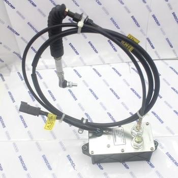 21EN-32300 geschwindigkeit gas accelerator, R210-9 bagger drossel schritt motor für Hyundai, 6 monate garantie