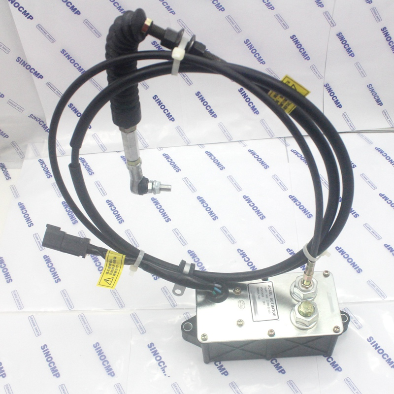 21EN 32300 speed gas accelerator  R210 9 excavator throttle step motor for Hyundai  6 month warranty motor for motor motor motor acceleration - title=