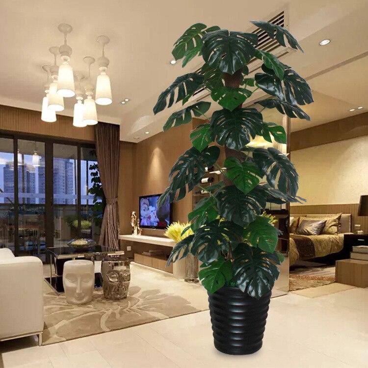 Искусственные растения, дерево, искусственное дерево, 150 см, черепаха, дерево для помещений, гостиной, бонсай, украшение искусственные цветы,