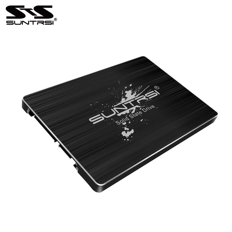 Disco A Stato solido SATA3 2.5 pollice SSD Interno 60/120/240g per il Computer Portatile Del PC Desktop SSD Disk ad alta Velocità actory direttamente Suntrsi di Marca