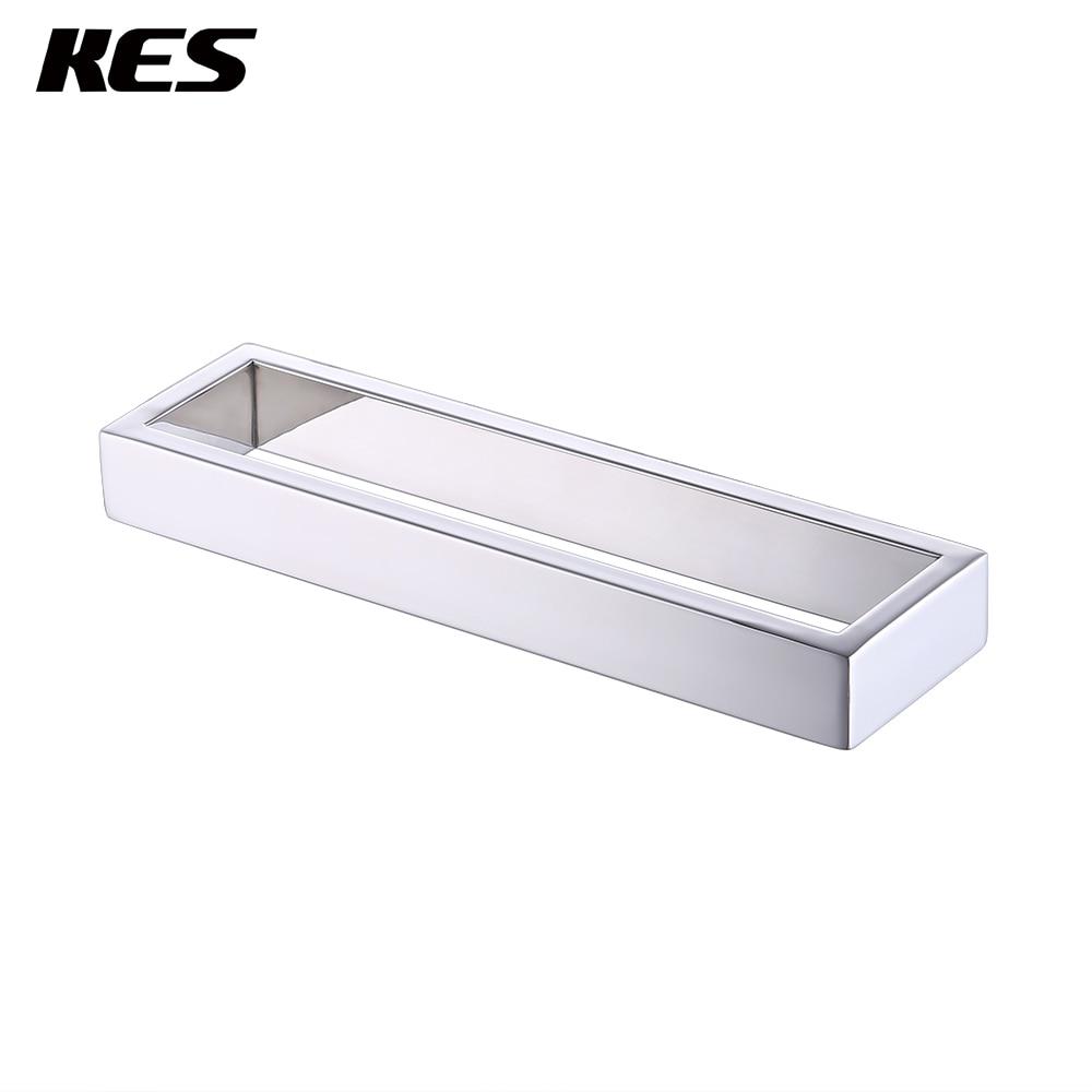 KES Towel Shelf Stainless Steel 2 Tier