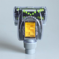 Vacuum Cleaner Clear Mites Brush Suction Head For Sofa Bed Inner Diameter Vacuum Cleaner Parts Kit