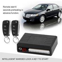 Universal Auto Alarm System Fernbedienung Zentrale Türschloss Locking Wireless Entry System Kit Auto Auto Alarm-in Alarmanlage aus Kraftfahrzeuge und Motorräder bei