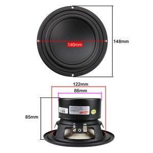 Image 5 - GHXAMP 5.25 นิ้ว 148 มม.วูฟเฟอร์ลำโพง 5 นิ้ว 40W ซับวูฟเฟอร์โฮมเธียเตอร์ยาวจังหวะสำหรับชั้นวางหนังสือลำโพงคอมพิวเตอร์ 1PC