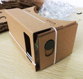 DIY Google Cardboard VR Box VR Virtual Reality 3D Glasses Universal For Iphone 7 6  5 samsung s6 s7 htc xiaomi smart phones