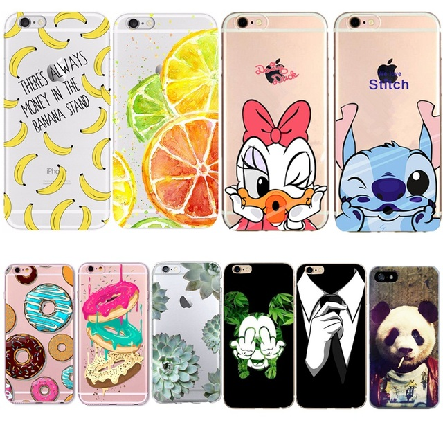 coque iphone 7 silicone motif