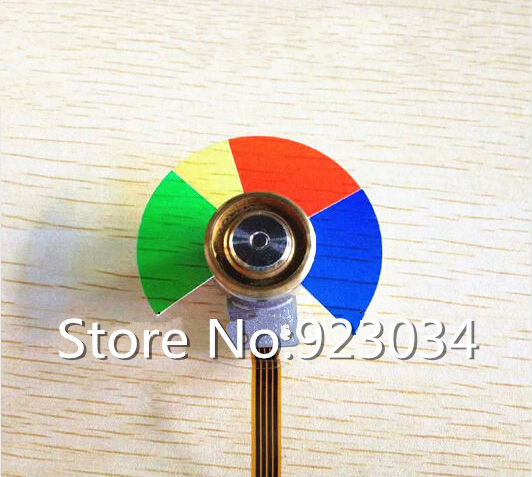 ФОТО Wholesale  BEN.Q  MP725  color wheel  Free shipping