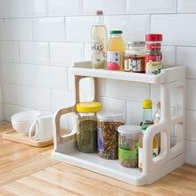 Practical Home Bathroom Storage Rack Multifunction Toiletries Shelves for Kitchen Organizer Accessories