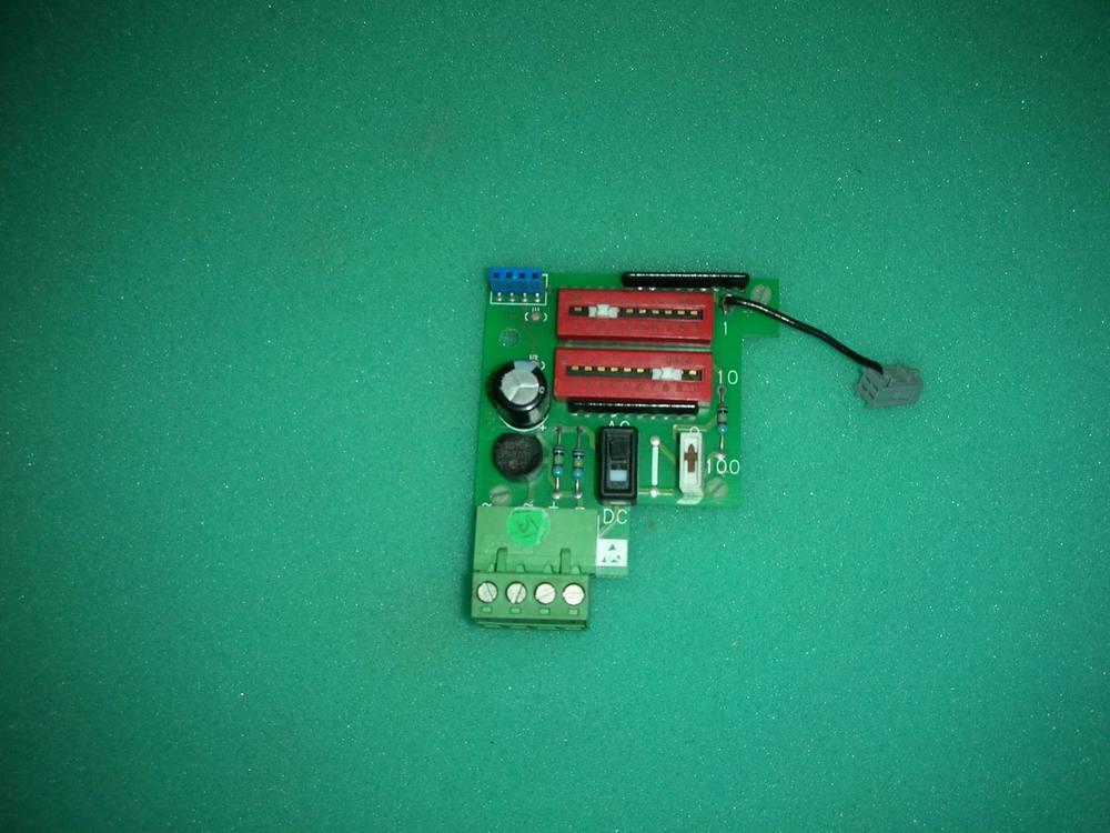 1PC USED Continental 590P DC converter speed feedback card AH385870U001