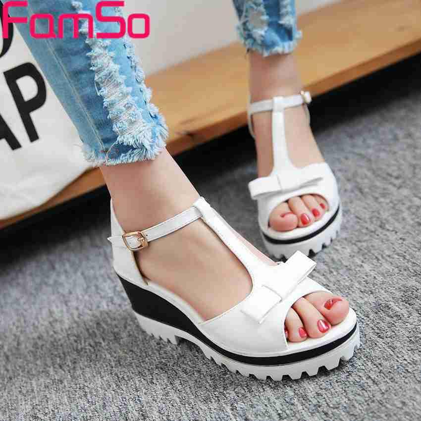 Plus Size34 43 2016 Shoes font b Women b font Sandals Peep toe Classics High Heels