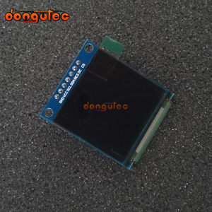 Image 3 - dongutec 1.5 inch 7PIN Full Color OLED module Display Screen SSD1351 Drive IC 128(RGB)*128 SPI Interface for 51 STM32 Arduino